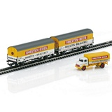 Marklin 46172 Holsten Beer Refrigerator Car Set