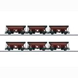 Marklin 46316 DB Type Ed 090 Dump Car Set