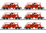 Marklin 46333 Holcim Hopper Car Set