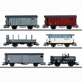 Marklin 46520 Freight Car Set for the Kofferli