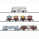 Marklin 46567 Freight Car Set for the Class Ce 68 II Switching Crocodile