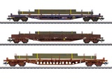 Marklin 47160 Flat Car Set