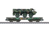 Marklin 48794 Type Rlmmps Heavy Duty Flat Car
