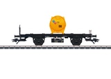 Marklin 48953 Container Flat Car for Medium Sized Containers