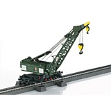 Trix 23457 Type 058 Steam Crane Ardelt