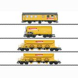 Marklin 49969 Track Laying Group Freight Car Set