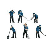 Marklin 56406 Railroad Maintenance Workers Group of Figures