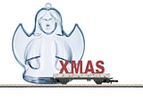 Marklin 80627 Z Gauge Christmas Car for 2017