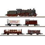 Marklin 81302 K.P.E.V. Provincial Railroad Freight Train Set