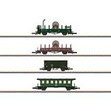 Marklin 82101 High Tension Current Train Car Set
