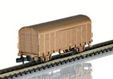 Marklin 82170 Type Gl Dresden Boxcar in Real Bronze