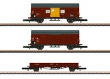 Marklin 82268 DR Freight Car Set DR EP IVa