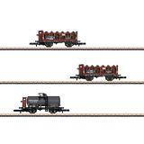Marklin 82318 DRG Liquids Transport Car Set