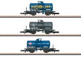 Marklin 82326 Tank Car Set DB EP III