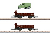 Marklin 82327 Type O 10 Freight Car Set DRG EP II