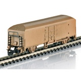 Marklin 82389 Refrigerator Car in Real Bronze