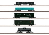 Marklin 82498 American Freight Car Set