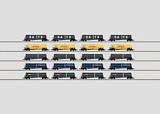Marklin 82530 Freight Car with 5 Different Tank Cars