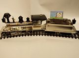 Marklin 85454 Metal Finish American Locomotive