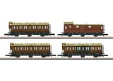 Marklin 87041 KPEV Passenger Car Set Consisting of 4 Cars