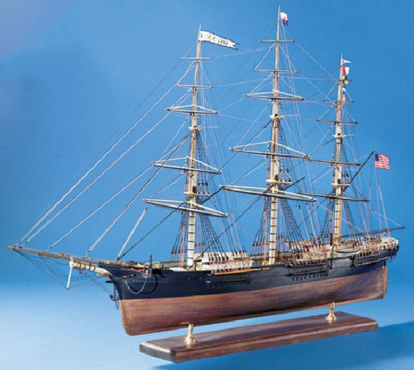 Model Shipways MS2018 Model Shipways Flying Fish