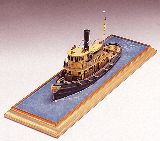 Model Shipways MS2021 Taurus Solid Hull Towboat