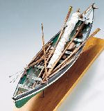 Model Shipways MS2033 New Bedford Whaleboat