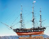 Model Shipways MS2040 USS Constitution