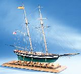 Model Shipways MS2120 Emma C Berry Lobster Smack