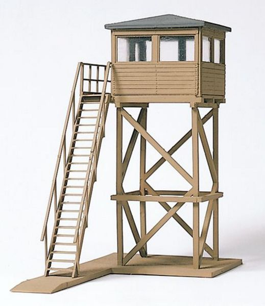 Preiser 18338 Watch Tower Kit