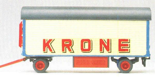 Preiser 21016 Equipment Caravan Circus Krone