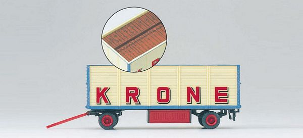 Preiser 21020 Equipment Caravan Circus Krone w elephant platforms