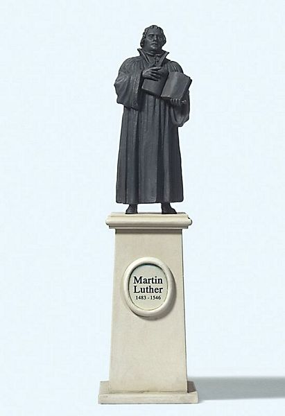 Preiser 45522 Monument to Martin Luther