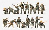 Preiser 16504 Panzer grenadiers The German Reich 1942