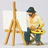 Preiser 28050 Landscape painter