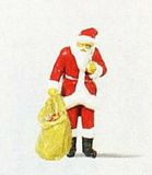Preiser 29027 Santa Claus with sack of gifts