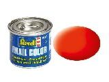 Revell RE32125 luminous orange mat