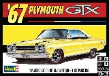 Revell 854481 1967 Plymouth GTX
