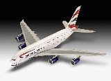 Revell 03922 A380-800 British Airways