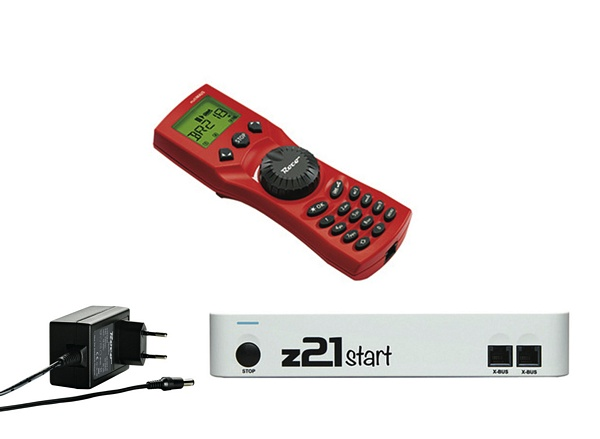 Roco 10833 z21 start base digital set
