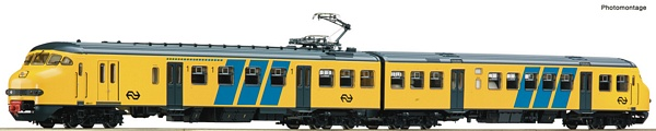 Roco 63138 Electric multiple unit Pl an V