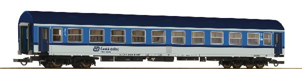 Roco 64863 2nd Class Passenger Coach CD