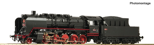 Roco 70274 Steam locomotive 555 109