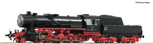 Roco 70276 Steam locomotive 52 2443