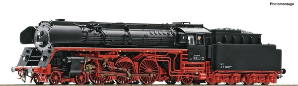 Roco 71265 Steam locomotive 01 1518 8