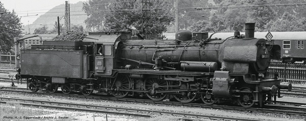 Roco 71379 Steam locomotive class 03 8
