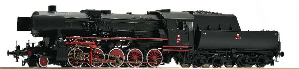 Roco 72062 Steam Locomotive Class Ty2 PKP