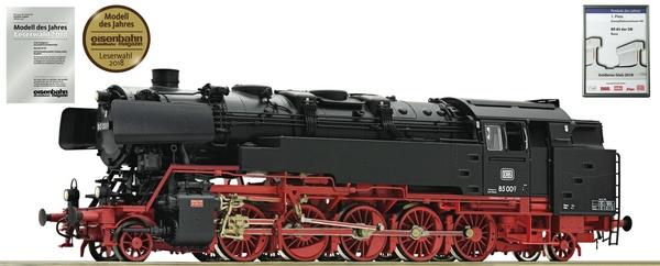 Roco 72273 Steam locomotive 85 009