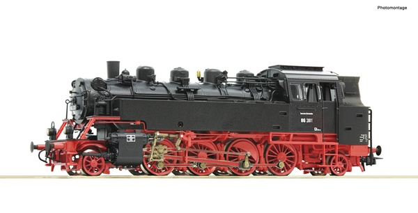 Roco 73028 Steam locomotive 86 270