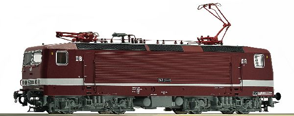 Roco 73062 Electric Locomotive 243 591-5 DR